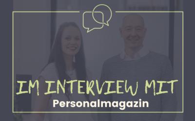 Unser Interview mit Daniela Furkel, Chefreporterin Personalmagazin