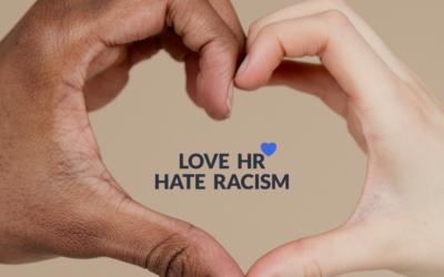 """Im Interview mit den Gründern von """"Love HR, hate Racism!"""""""