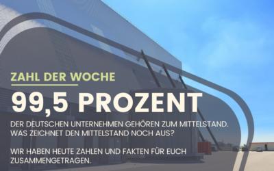 Der deutsche Mittelstand in Zahlen