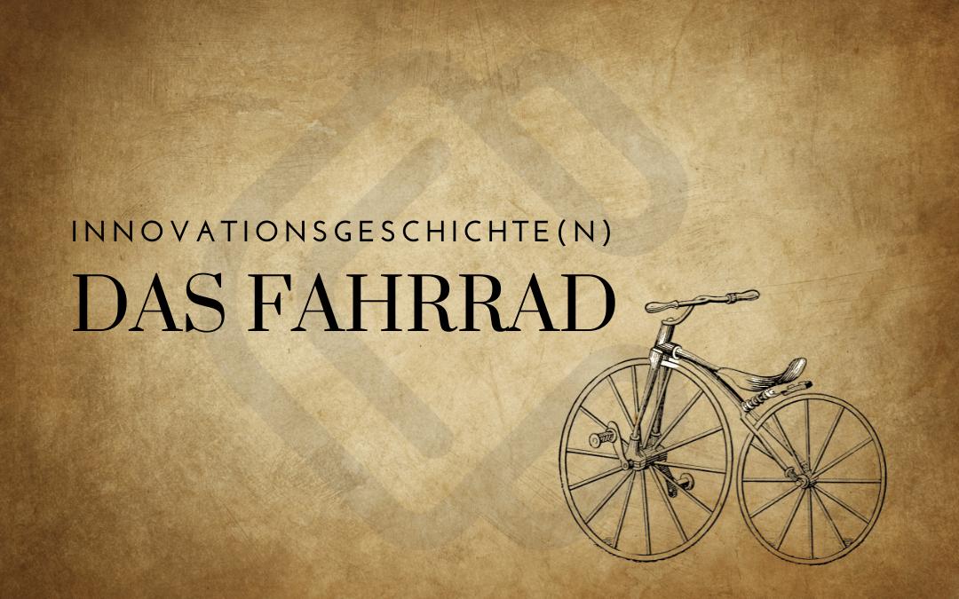 Innovationsgeschichten: Das Fahrrad