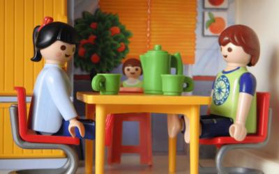 Innovationsgeschichte(n): Playmobil – Kreativ vom Kinderzimmer bis ins Büro