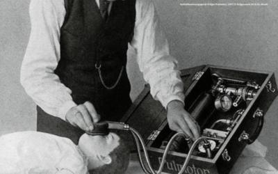 Innovationsgeschichte(n): Wie der Pulmotor Geschichte schrieb – und was Corona damit zu tun hat